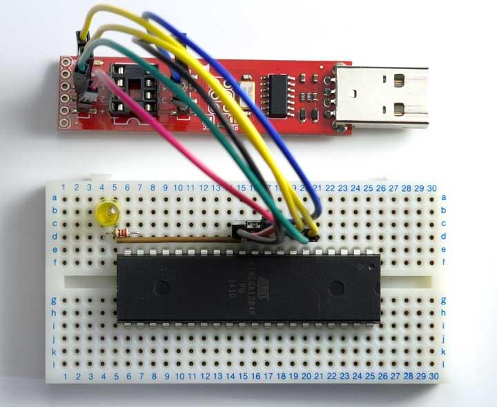 Mit Arduino Stromverbrauch messen