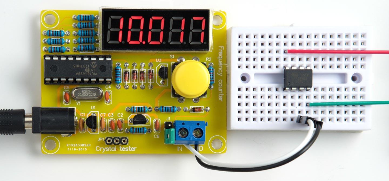 Technoblogy - ATtiny85 20MHz Internal Clock