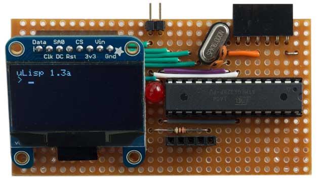 Technoblogy - Tiny Lisp Computer